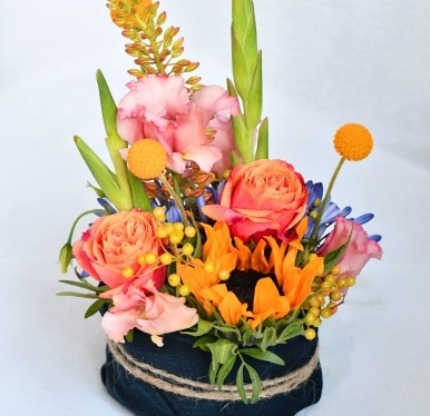 Mirthe by STEF's flowers